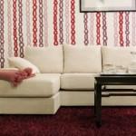 divano moderno chaiselongue