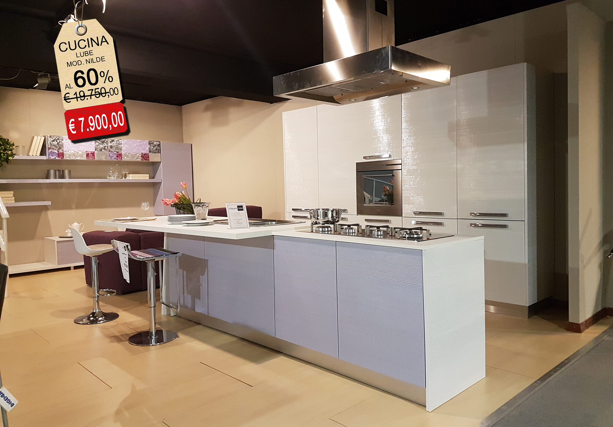 Best Cucine Lube Nilde Pictures - Home Ideas - tyger.us