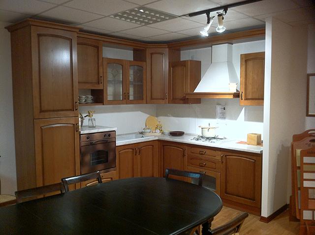 cucina castagno outlet 106 01