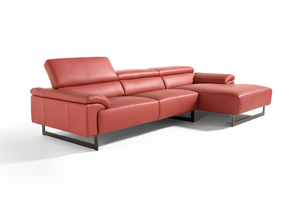 Awesome divano 2 posti con chaise longue pictures for Divano hermes
