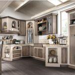 Cucina Elena Borgo Antico Grigio Argilla