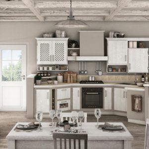 Cucina Rebecca Borgo Antico - VissaniCasaVissaniCasa