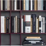 Libreria Slim Novamobili