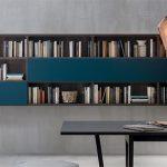 Libreria Wall 30 Novamobili 01